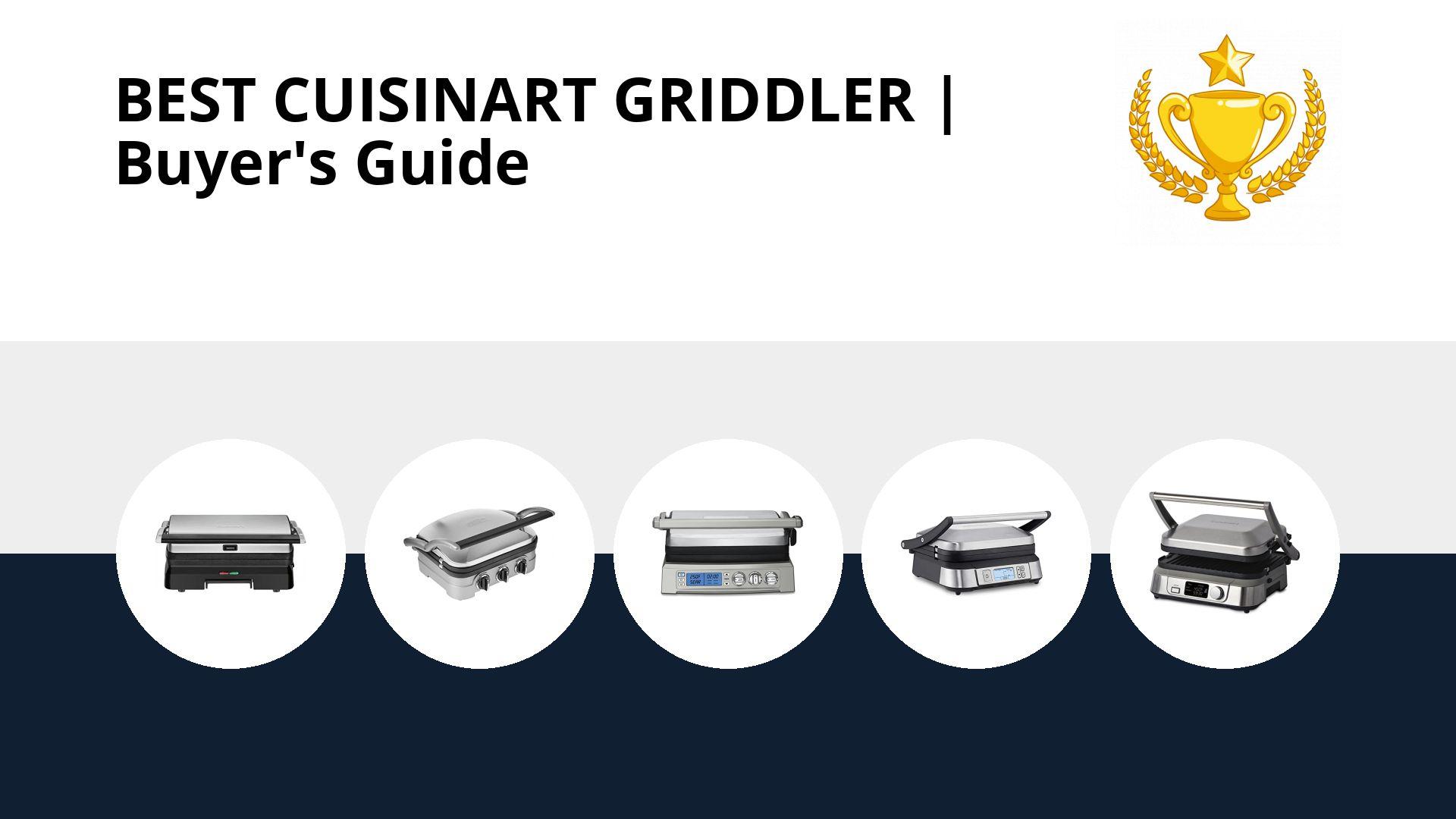 Best Cuisinart Griddler: image