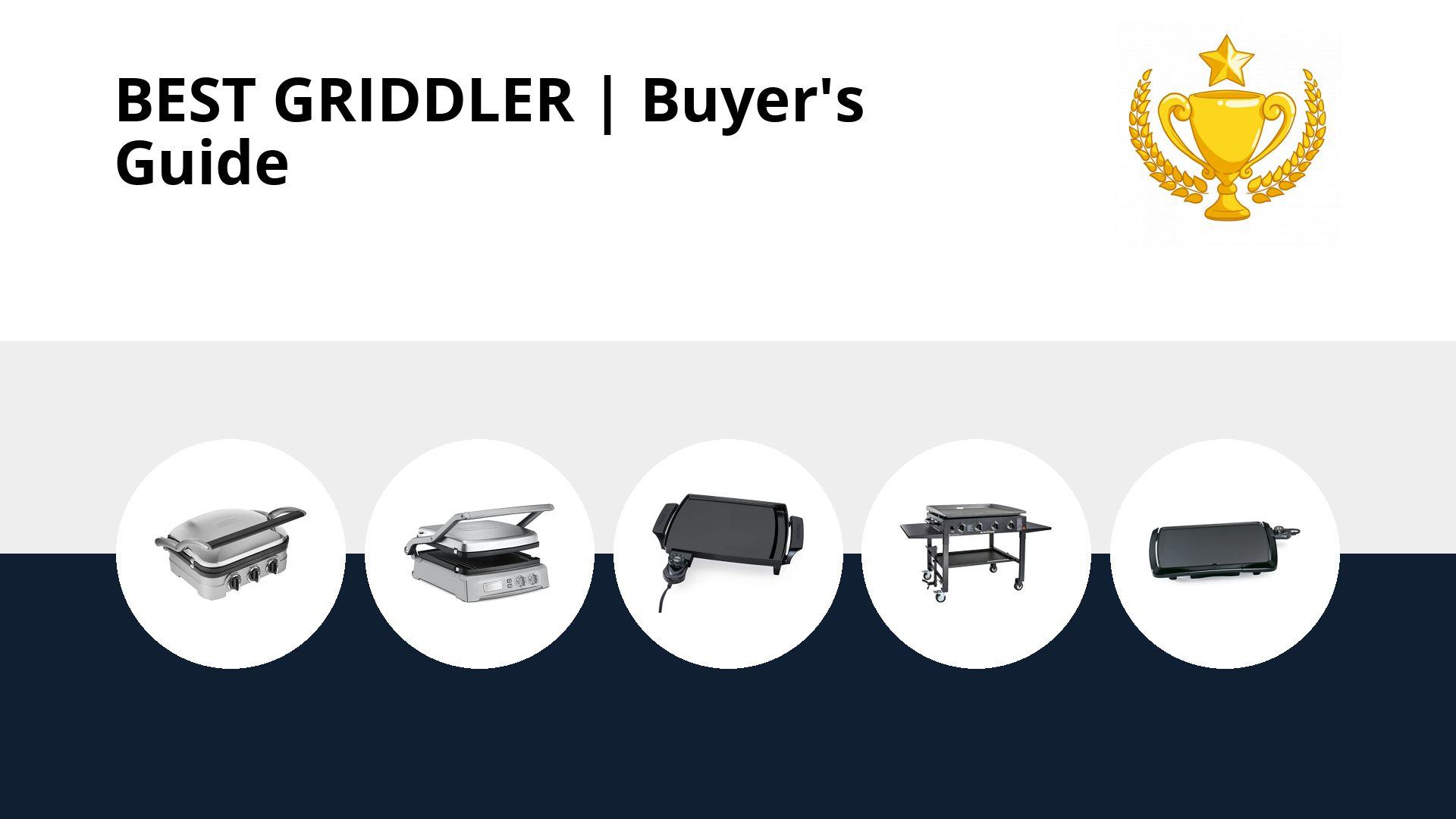 Best Griddler: image